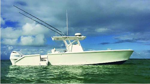 TAHITI web 37 tournament boat